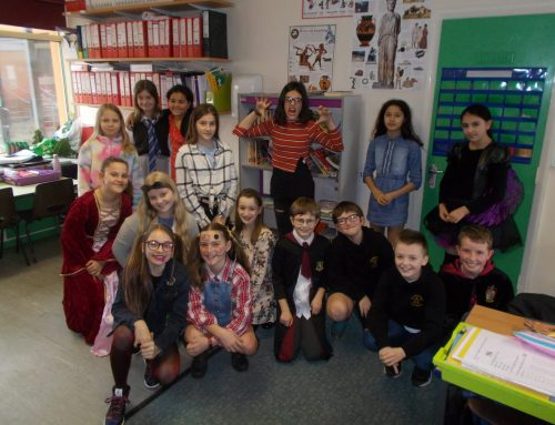 Pupils raise more than £2,500 for Comic Relief